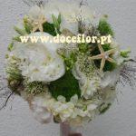 Bouquet de Noiva, Casamento na Praia