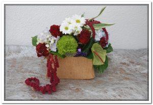 Arranjo de flores – doceflor