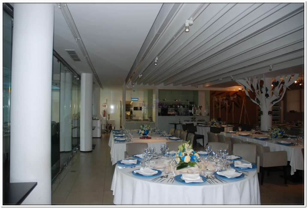 Decoração evento jantar empresa