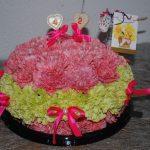 Bolo de Aniversário de Flores