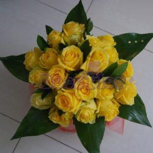 Bouquet de Rosas Amarelas