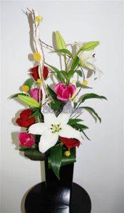 Ramo de Liliuns e Rosas