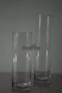 Conjunto de jarras de vidro