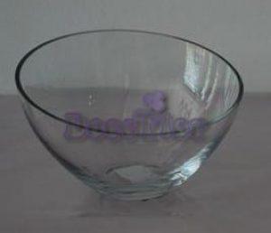Jarra de vidro (redonda, baixa)