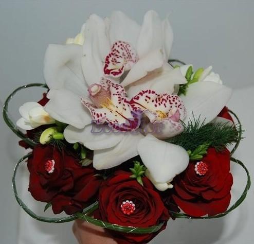 Bouquet Menina das Alianças
