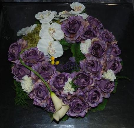 Coroa de Rosas (artificial)