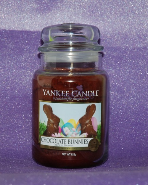 Velas Yankee Candle Chocolate Bunnies