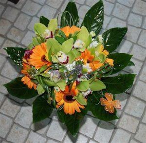 Doce Bouquet de laranja