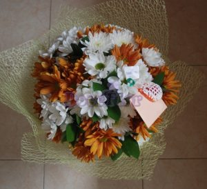 Bouquet caramelo