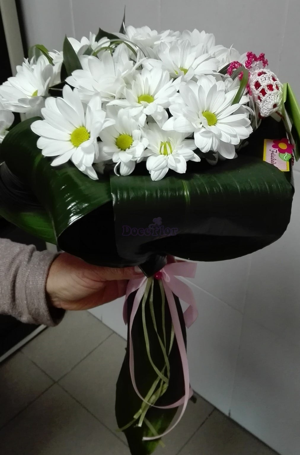 Bouquet de margaridas