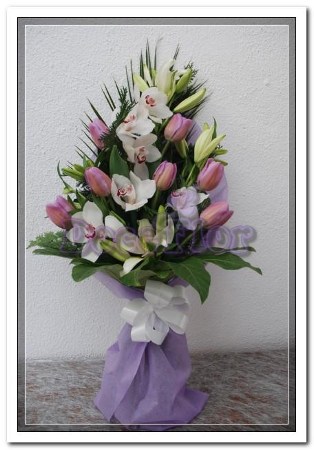 Flores para funeral
