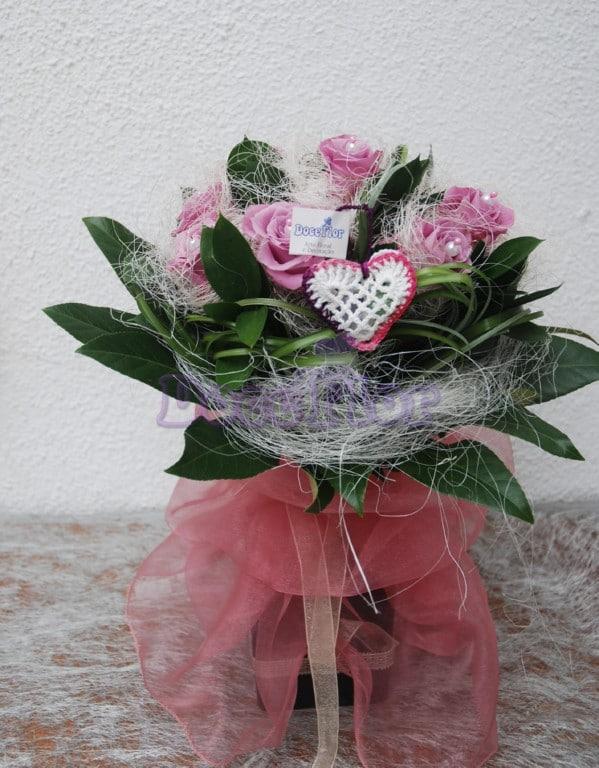 Ninho de rosas Doceflor