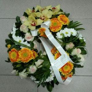 Coroas de funeral