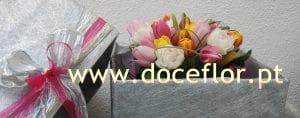 Feliz Dia da Mulher com a Doceflor